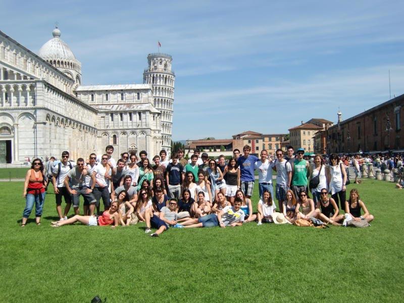 Batxillerat - Viatge a Itàlia