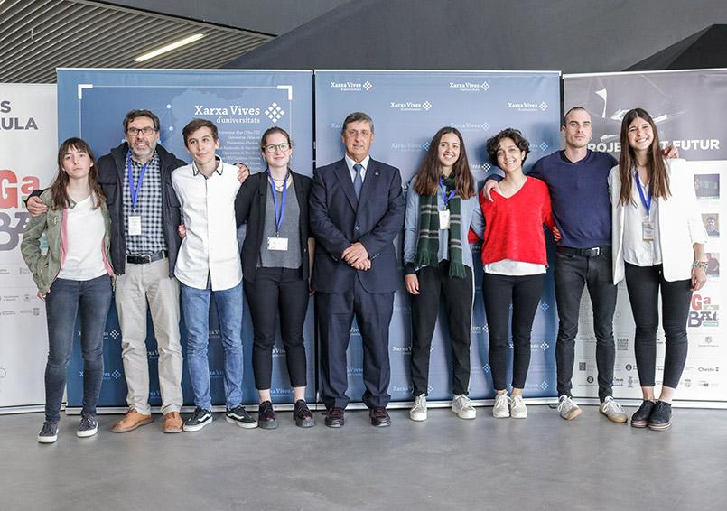 L'Escola Ginebró es proclama guanyadora de la Lliga de Debat de Secundària i Batxillerat