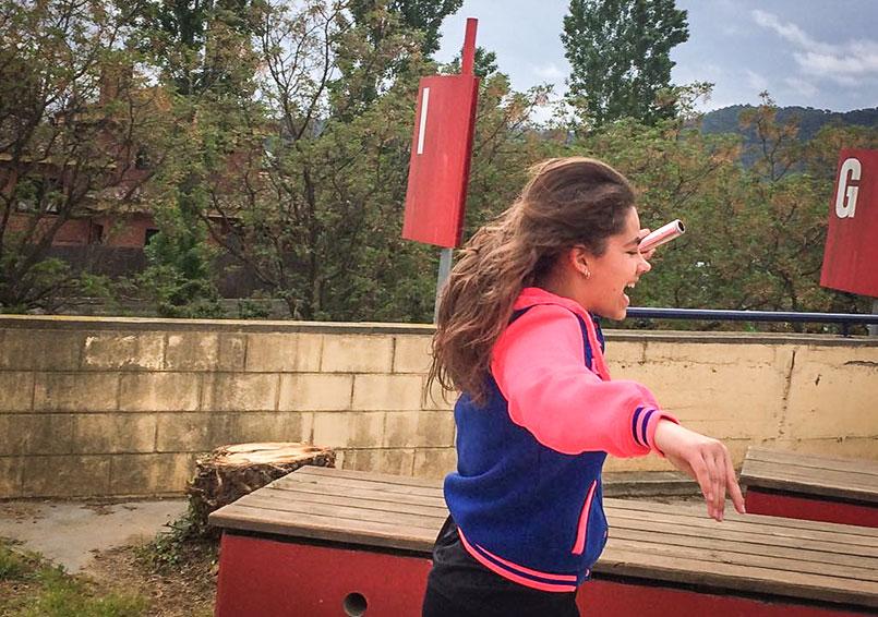 Els alumnes del Ginebró recorren 618 km i recapten 3.155€ a la Cursa contra la fam