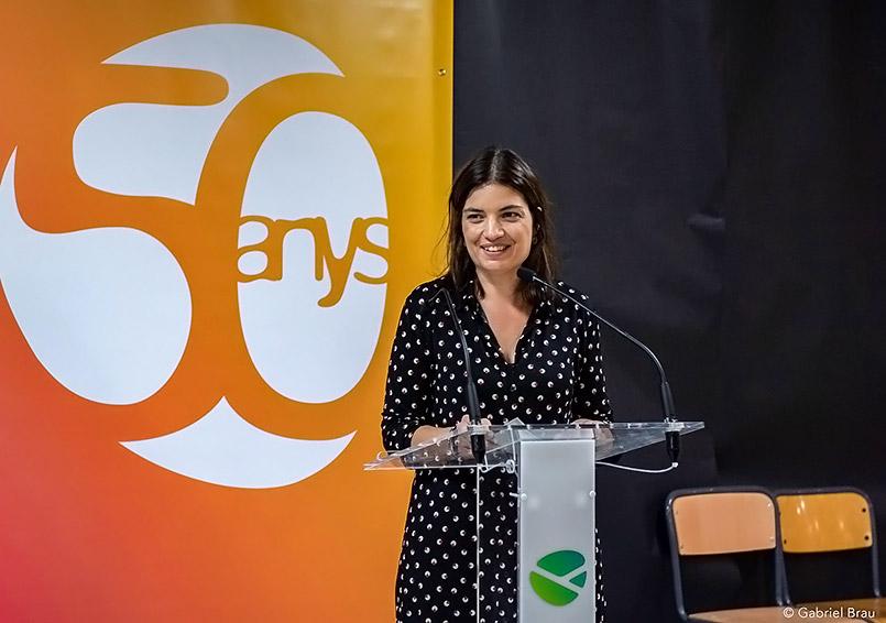 El Ginebró presenta les activitats commemoratives del 50è aniversari