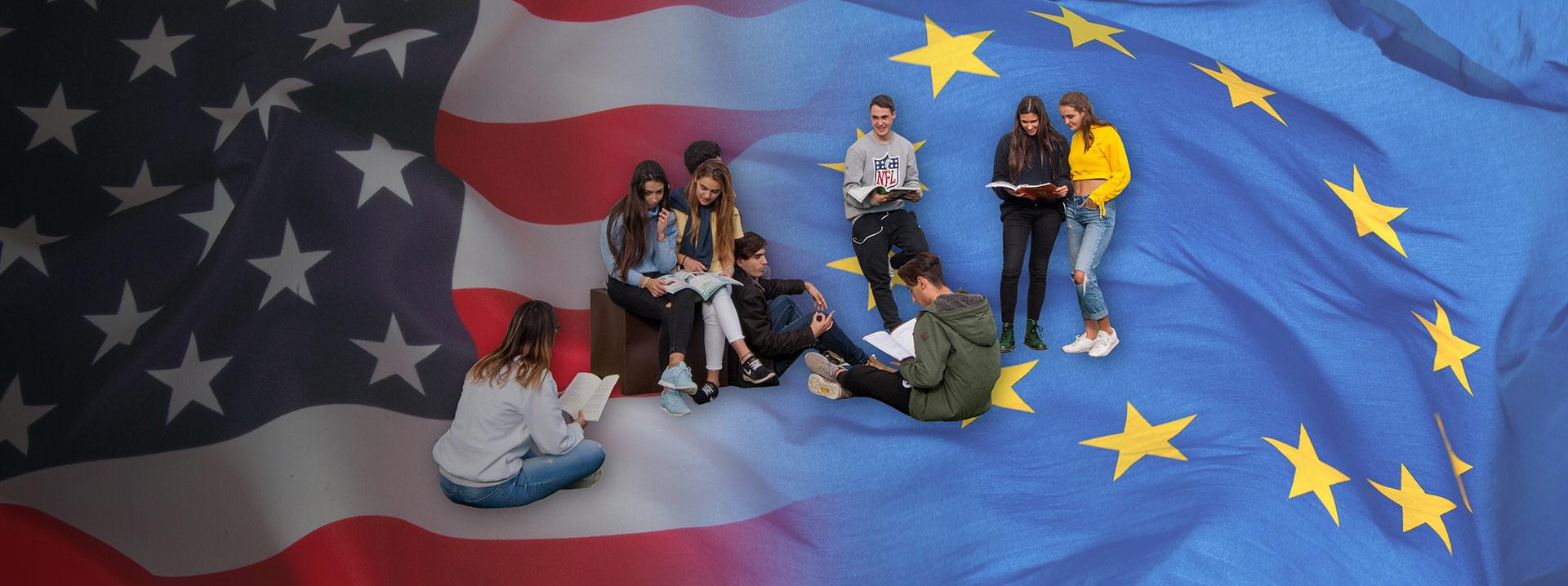 Participem en els programes Erasmus+ i Batxillerat High School