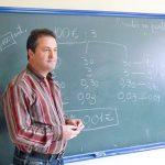 Jornades matemàtiques al Ginebró amb l'especialista Tony Martin