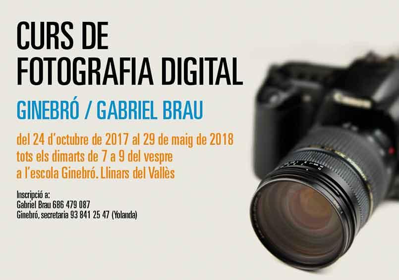 3r Curs General de Fotografia Digital