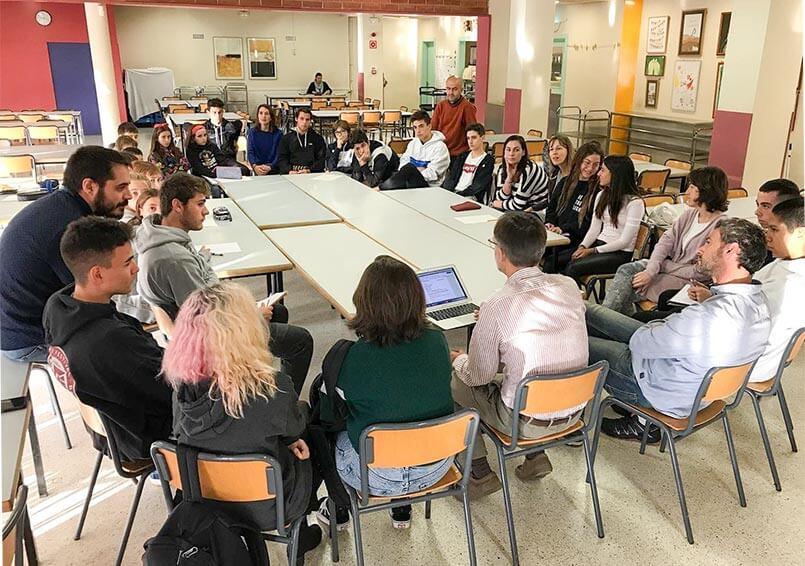 Escola verda i sostenibilitat - Comitè Ambiental